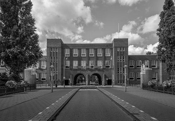 Lyceumbrug - Amsterdams Lyceum van Hugo Lingeman