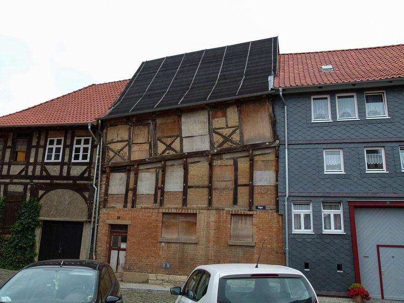 Oud huis Duitsland van Jaap Mulder