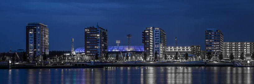 Feyenoord stadion 13  van John Ouwens