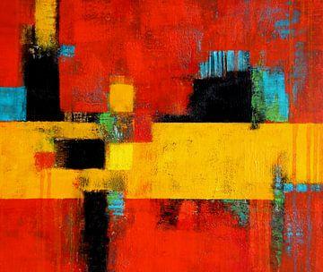Mijn wereld is kleurrijk van Claudia Neubauer