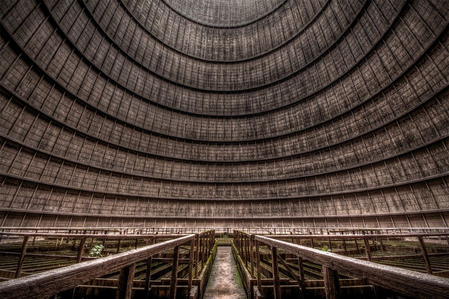 Cooling Tower van Frank Quax