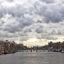 Amsterdam centrum. van Tilly Meijer
