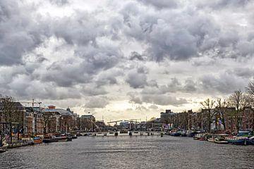 Centre d'Amsterdam. sur Tilly Meijer