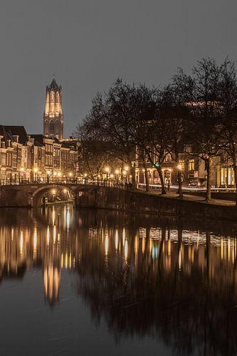 Utrecht Domtoren 6 van John Ouwens