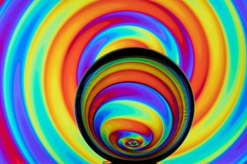 Hypnotiserende bol van Nancy Bogaert