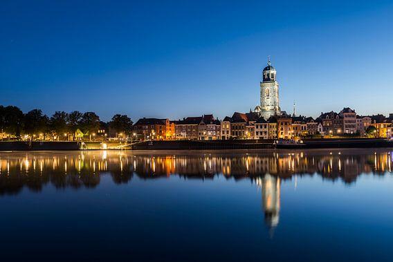 Deventer aan de Overijssel van Daan Kloeg