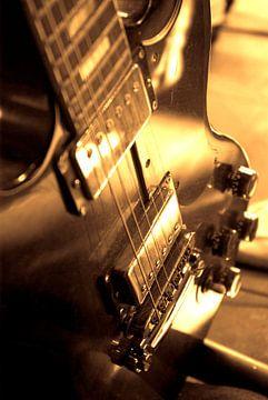 Elektrische gitaar van Norbert Sülzner