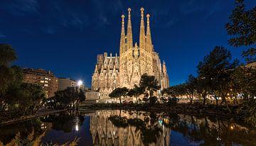 Sagrada Familia van Rainer Pickhard