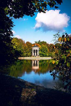 Nymphenburger Schlosspark von D.R.Fotografie