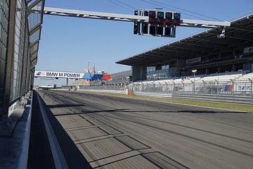 Nürburgringbaan van Dennis Meißner