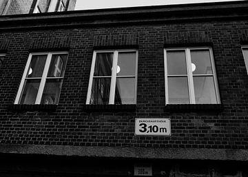 Réflexions sur les fenêtres sur Iritxu Photography