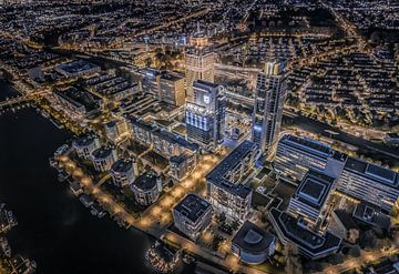 Amsterdam Amstel Business District von Mario Calma