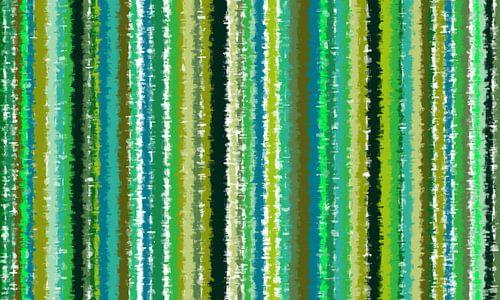 Paint-grün van Marion Tenbergen