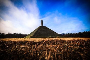 Pyramide d'Austerlitz - Utrechtse Heuvelrug sur Michiel de Bruin