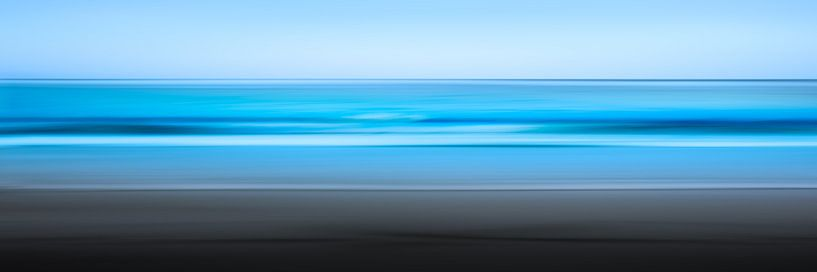 Abstrakt Landscape No 1 van Thomas Froemmel