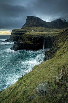 Färöer Inseln Gasadalur von Stefan Schäfer