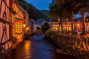 Avond in Monschau