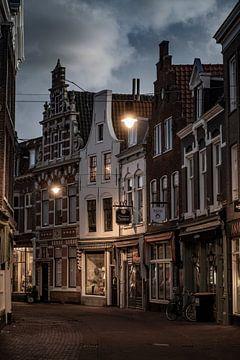 Kleine Houtstraat Haarlem von Manuuu S