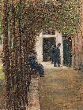 Maison de vieux à Amsterdam, Max Liebermann