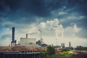 Suikerunie in vol bedrijf von Jan Peter Mulder