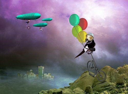 Air cyclisme sur