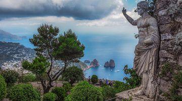 Capri is een kunstwerk op zich van Nynke Nicolai