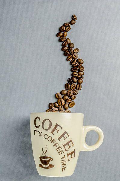 Tijd voor koffie sur Dennis  Georgiev