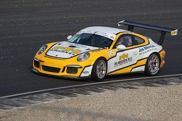 Porsche 911 GT3 Cup von Maurice de vries