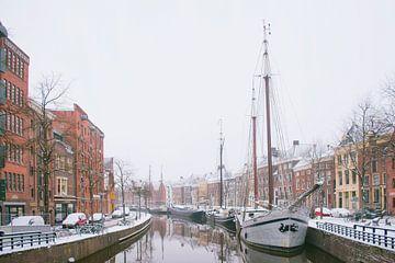 Het hoge der A in Groningen van Elianne van Turennout