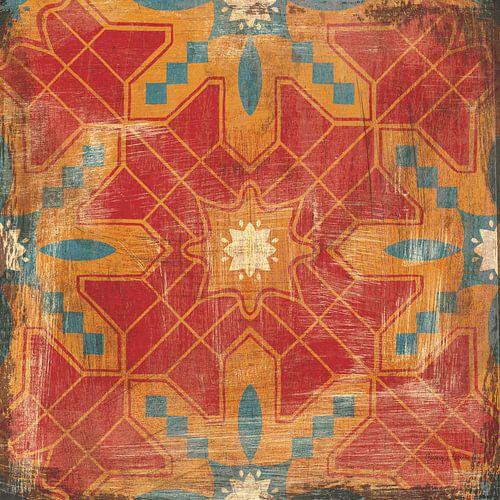 Marokkaanse tegels II V2, Cleonique Hilsaca