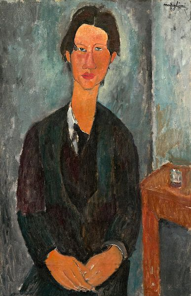 Chaim Soutine, Amedeo Modigliani van Liszt Collection