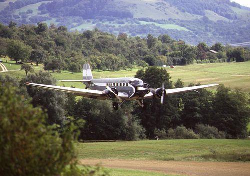 Junkers Ju 52  van