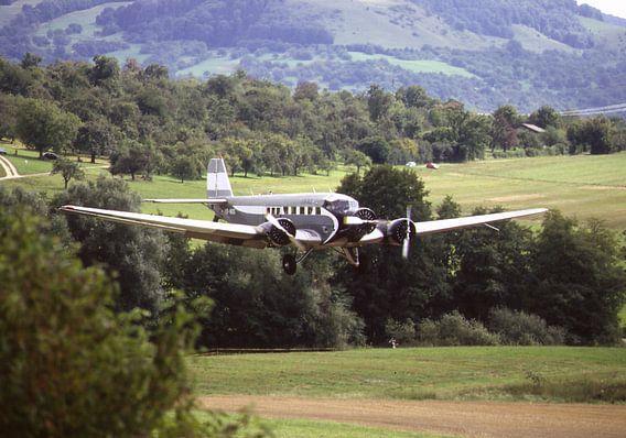 Junkers Ju 52  van Joachim Serger