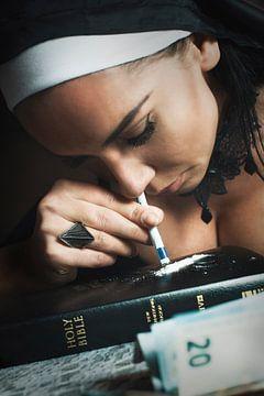 Cocaine religion van