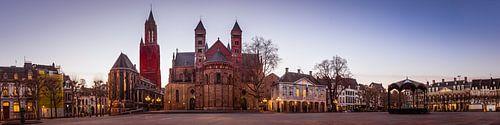 Vrijthof Maastricht van by Feelingz