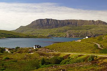schottische Landschaft von Babetts Bildergalerie