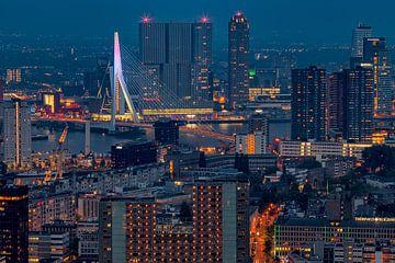 Rotterdam hoogbouw sur Roy Poots