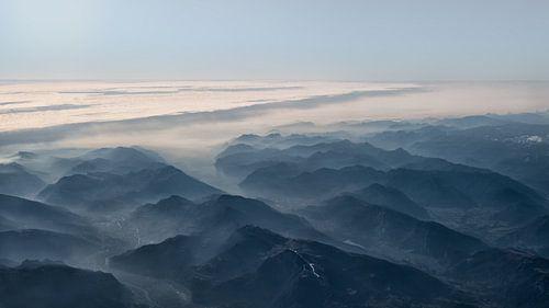 Mountain view van Marieke Feenstra