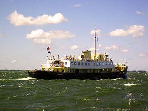 Veerboot Friesland van