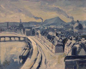 Panorama Liège 1965