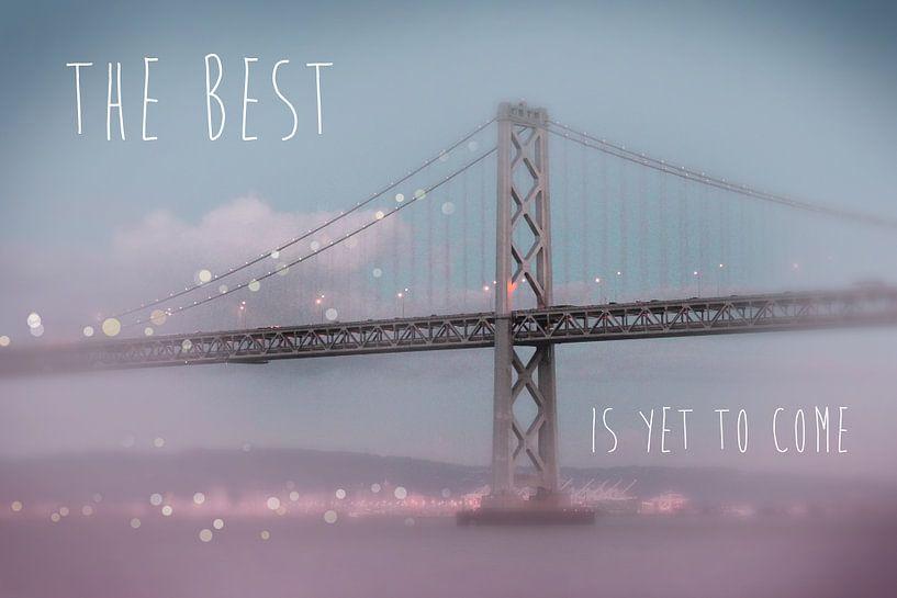 San Francisco Bay Bridge van Green Nest