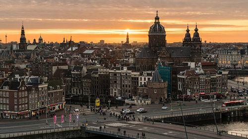 Sky High in Amsterdam