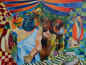 Love of the gods van Jeroen Quirijns