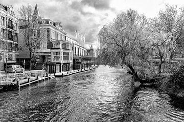Leidsekade Amsterdam. van Don Fonzarelli