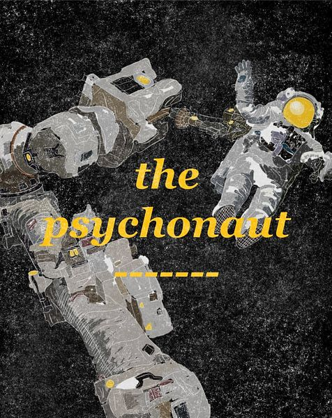 The Psychonaut sur Twan Van Keulen