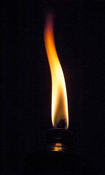Met de vlam in de pijp van Ronald De Neve