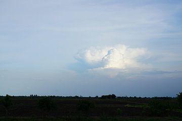 wolken lucht von Bart Cornelis de Groot