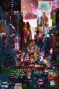 Dagelijks leven in New York van The Art Kroep