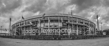 De Kuip (stadion Feyenoord) von Rene Ladenius