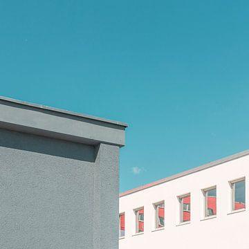 Red Windows van Michael Schulz-Dostal